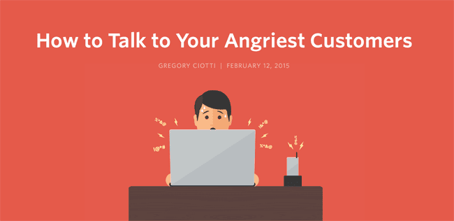 How To Talk To Angriest Customers
