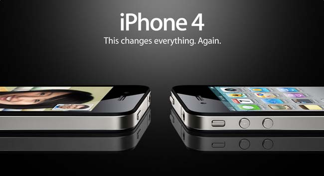 The Simple iPhone4 Copy