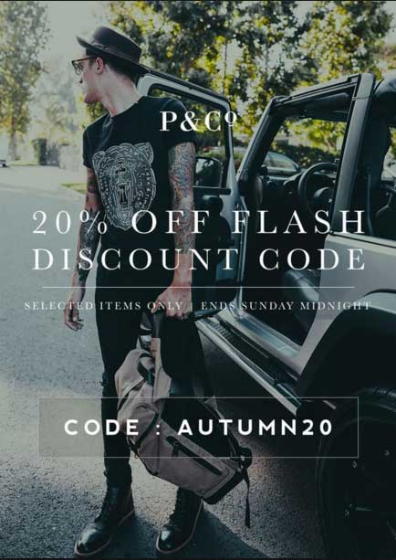 Offer Seasonal Discount Code