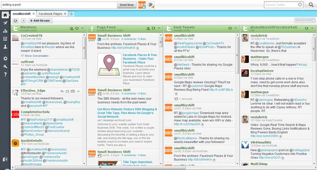 Manage All Social Media Accounts All At Once