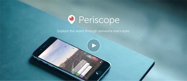Periscope: 40 Years of Live video Every Day