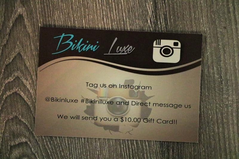 Bikiniluxe Flyer