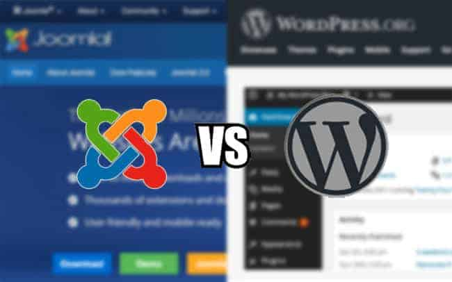 Is Joomla or WordPress Best for Your Ecommerce Site?