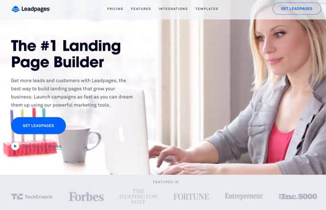 Leadpages®