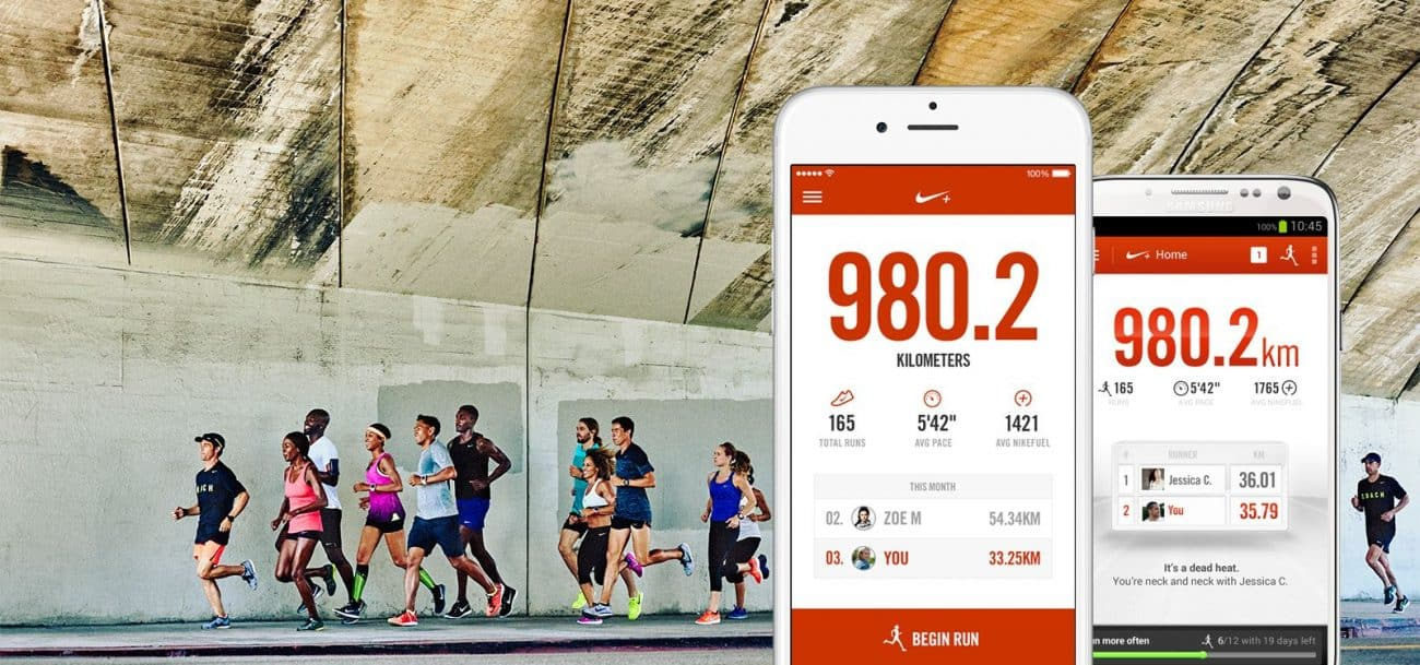 nike plus gamification