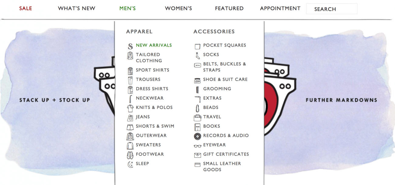 18 E-commerce Sites With Flawless UX-Design (& 3 Big Names