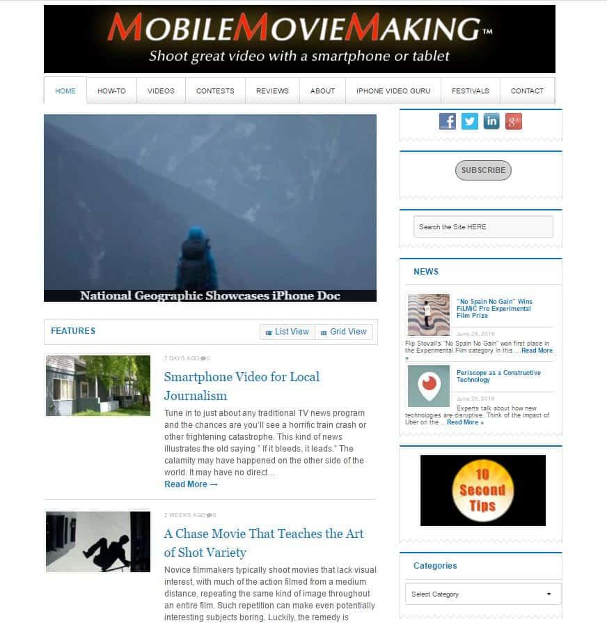 mobile movie