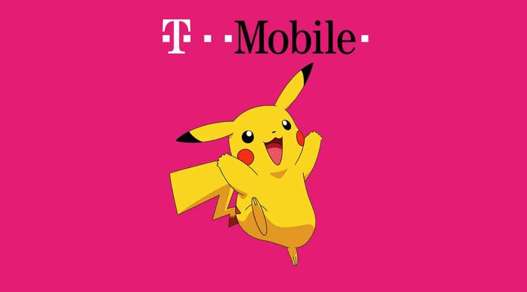 T Mobile Free Data for Pokemon Go Player