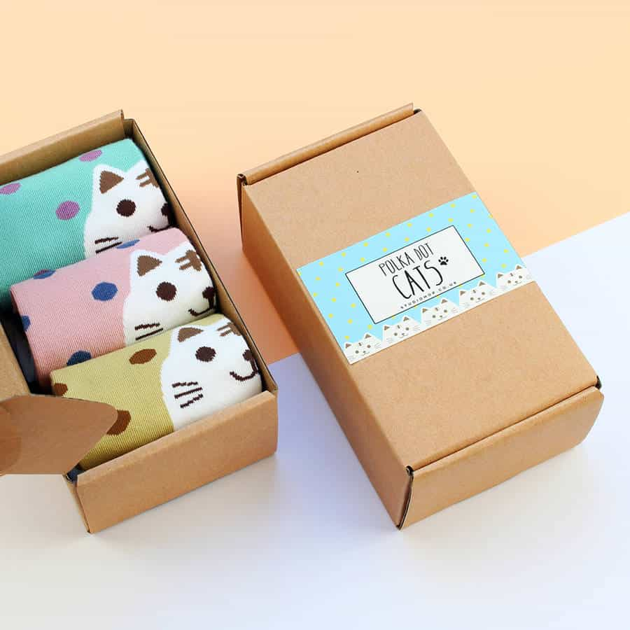 online product packaging