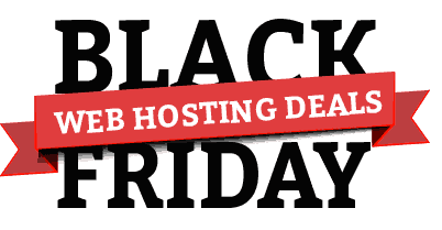 Black Friday Cyber Monday Hosting Deals
