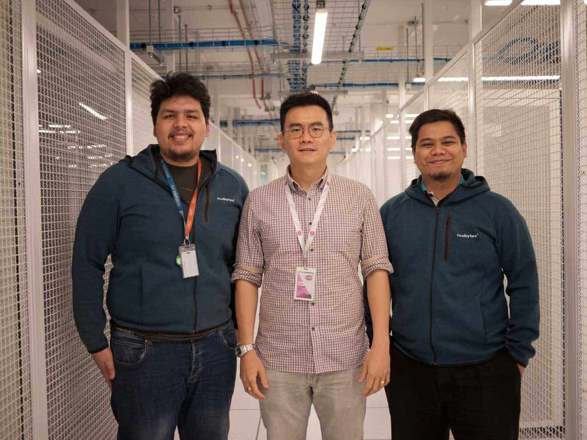 Exabytes Datacenter at Menara AIMS