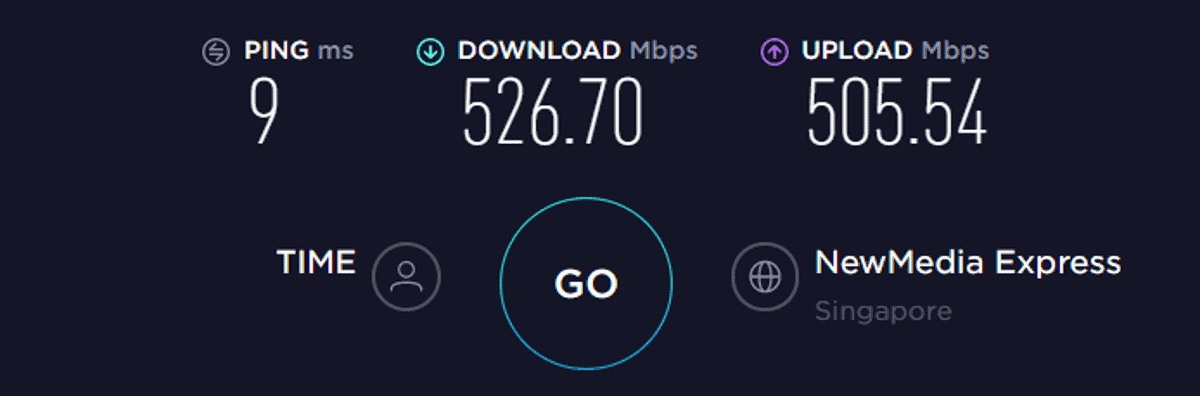 hidemyass vpn speed test asia off