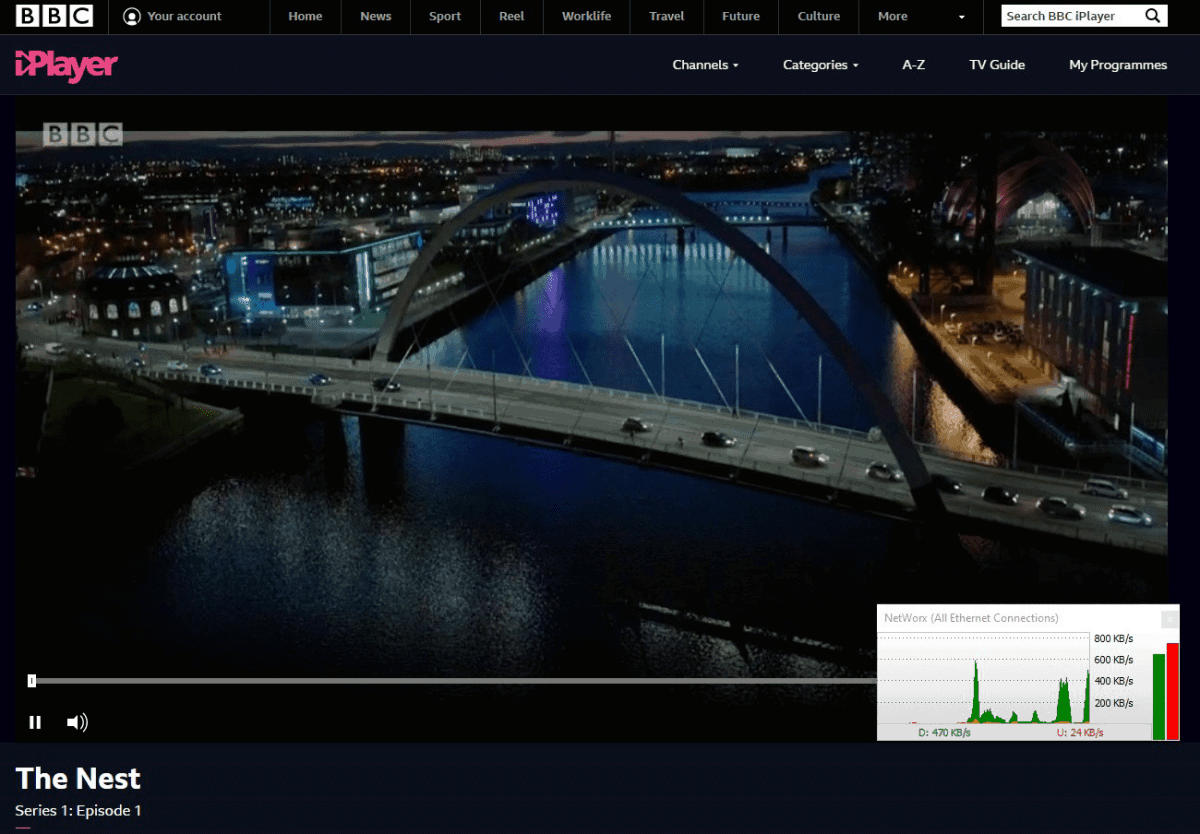 stream BBC iPlayer for free with VyprVPN