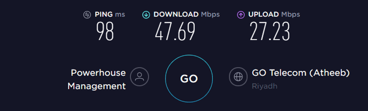 vyprvpn speed test middle east vpn on