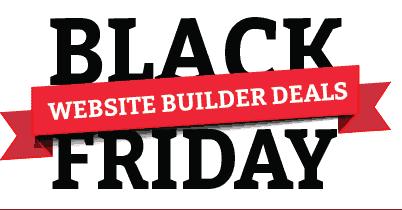 Black Friday Website Builder Deals 2020 Huge Discounts On Site Builders