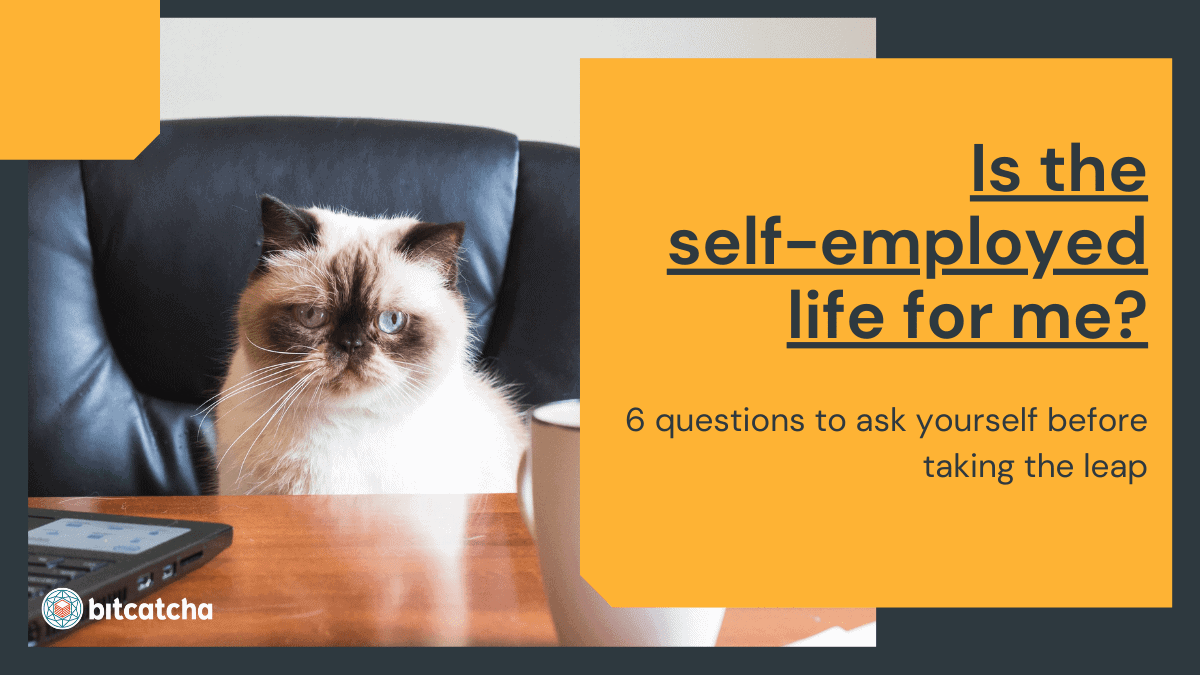 6 questions to ask before becoming self employed
