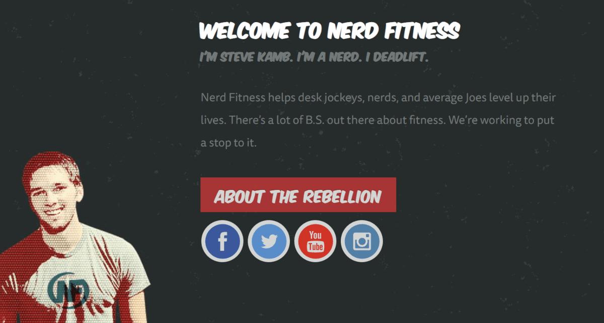 nerdfitness fitness blog