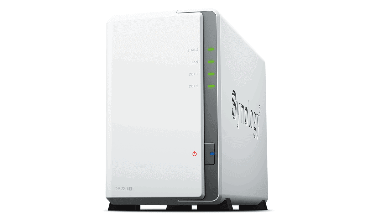 synology ds200j